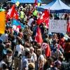 Manifestation 23 juin 2012 | photo Anne Bichsel