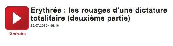 France culture erythree deuxieme partie