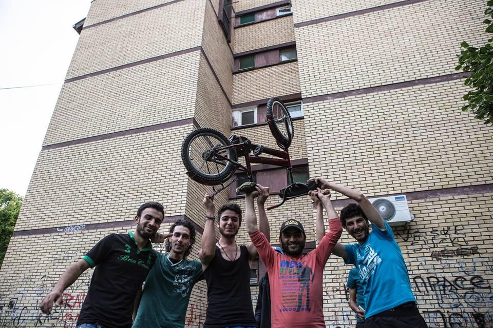 Cyclorefugies Macedoine Alberto Campi