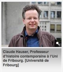 Claude Hauser