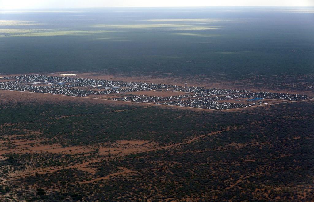 Dadaab aerial_copyright United nations photo