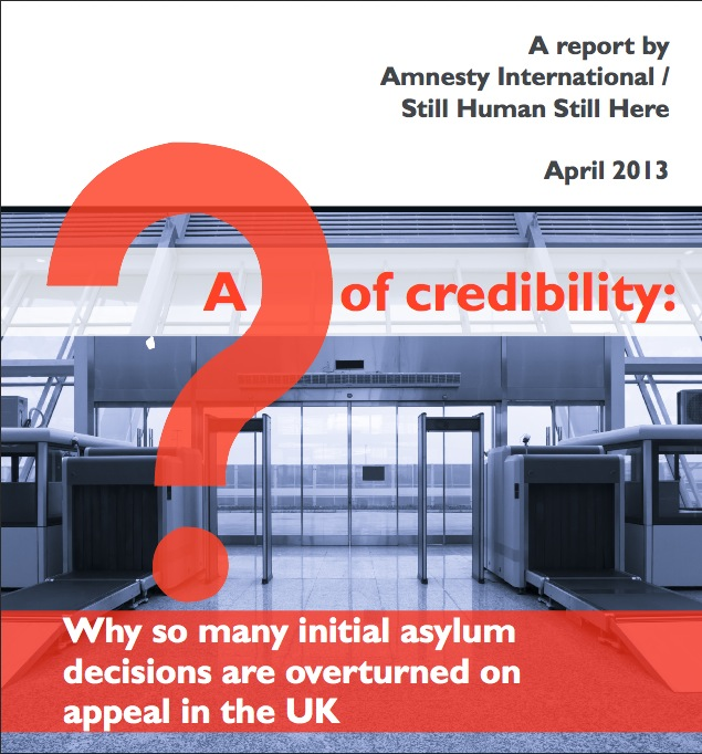 A question of credibility