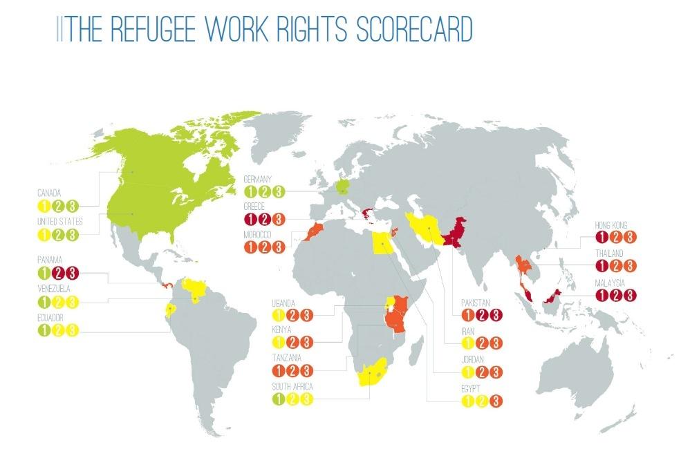 Carte droits au travail 1