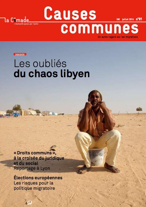 Causes communes_chaos libyen