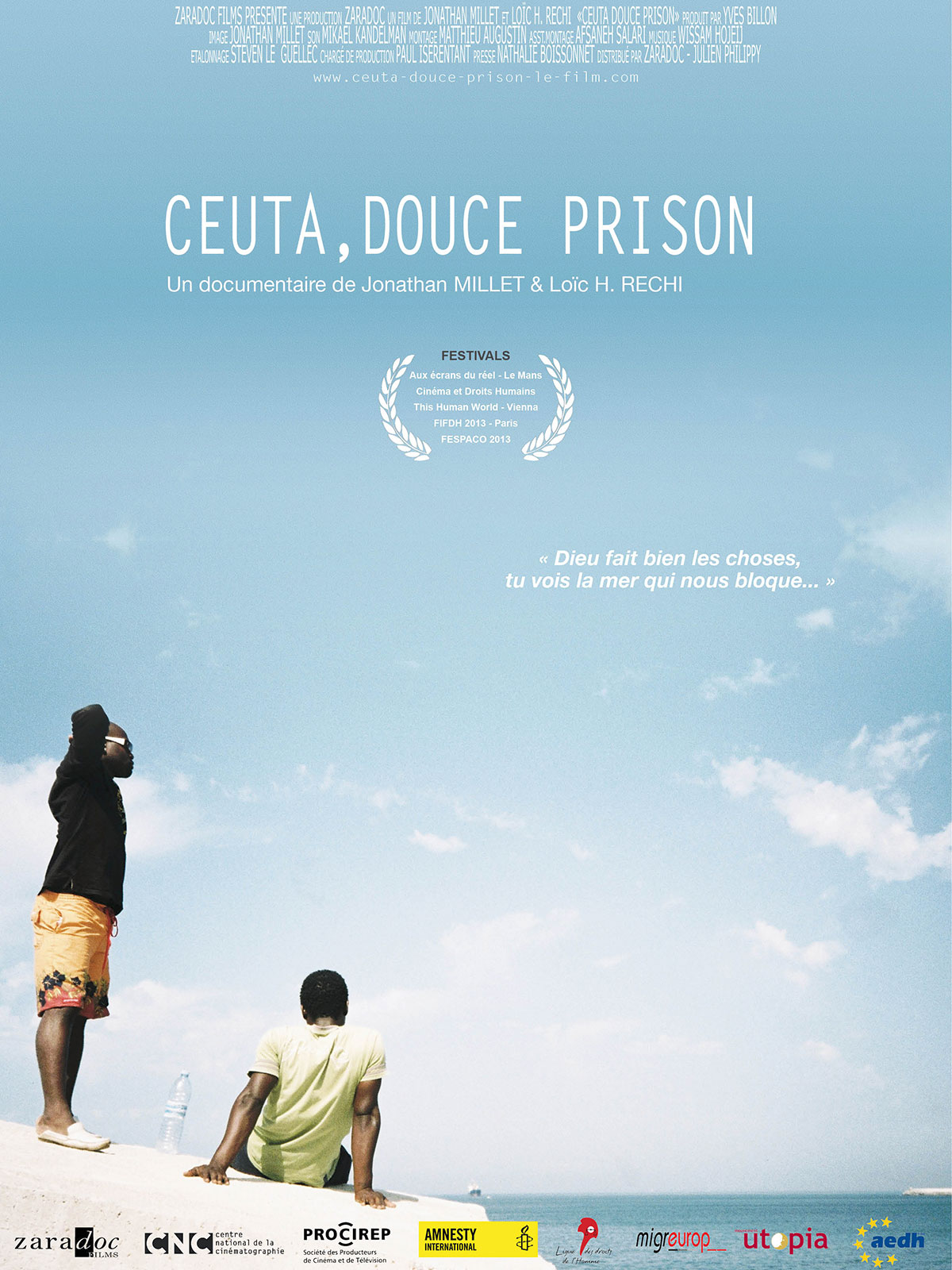 Ceuta douce prison