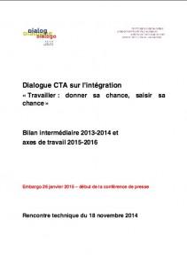 Dialogue CTA integration