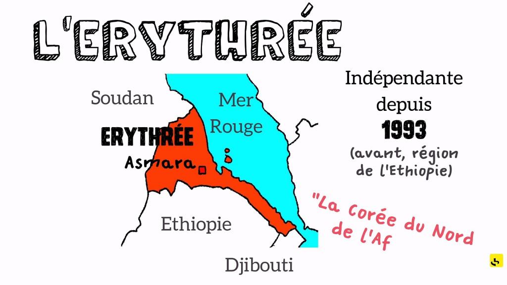Expliquez nous Erythree