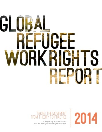 Global refugee rights report 2014