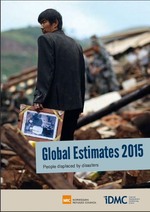 IDPs by disasters