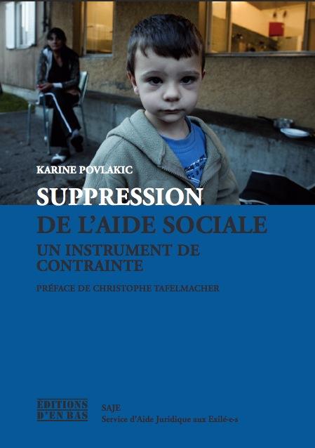 Povlakic suppression aide sociale