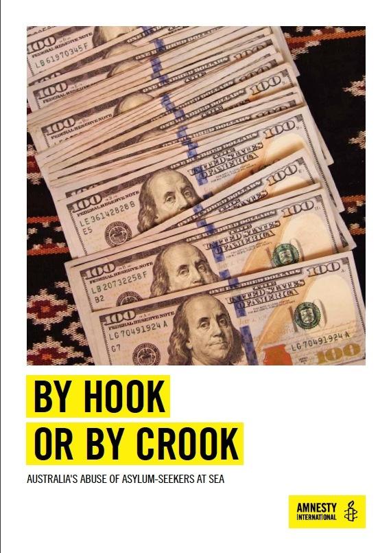by hook or by krook
