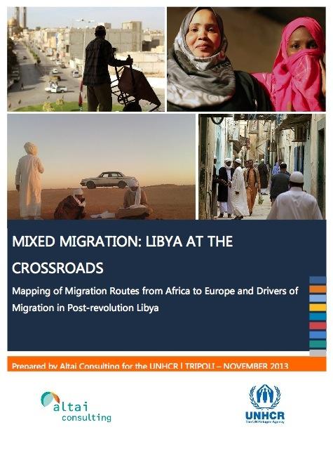 mixed migration