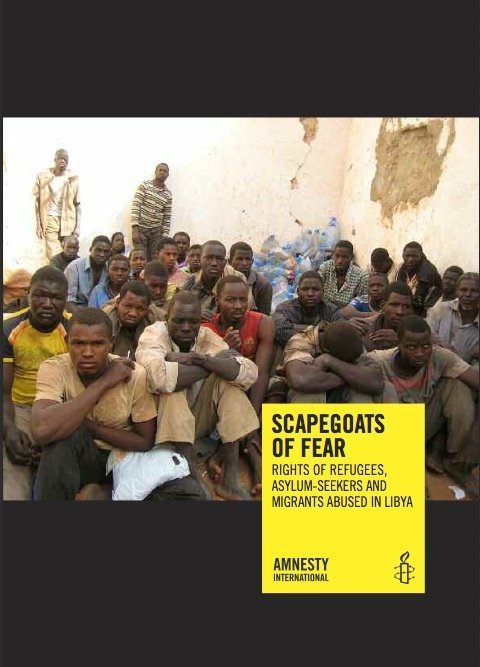 scapegoats of fear