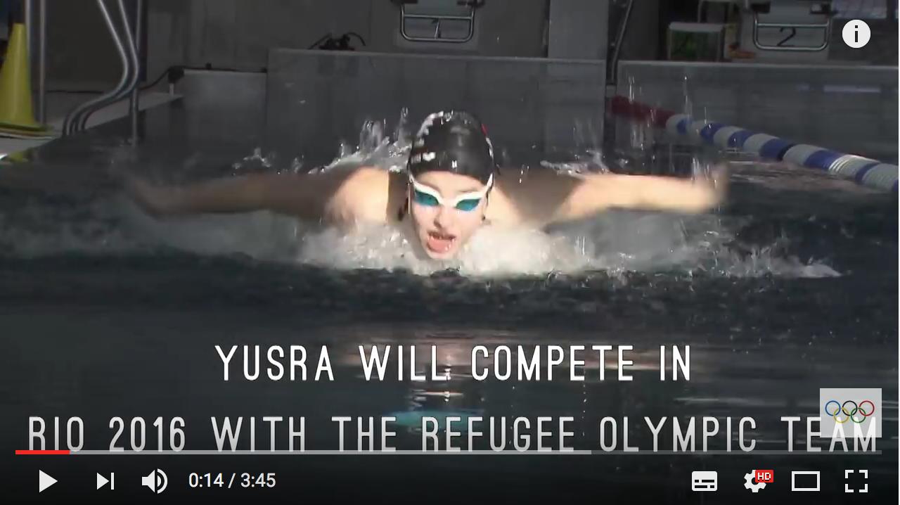 Yusra_RefugeeTeam_Rio