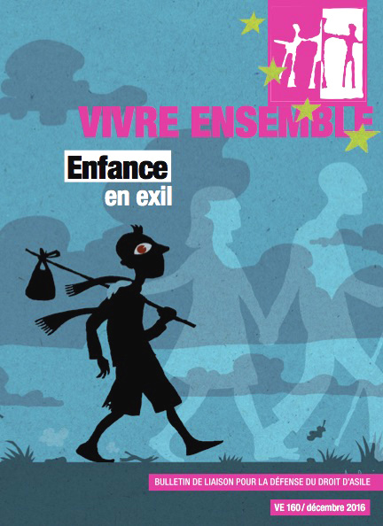 L'édition de décembre (VE 160). Dessin Ambroise Héritier