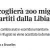 Article paru dans le Corriere della Sera sur l'accord Italie-Tunisie