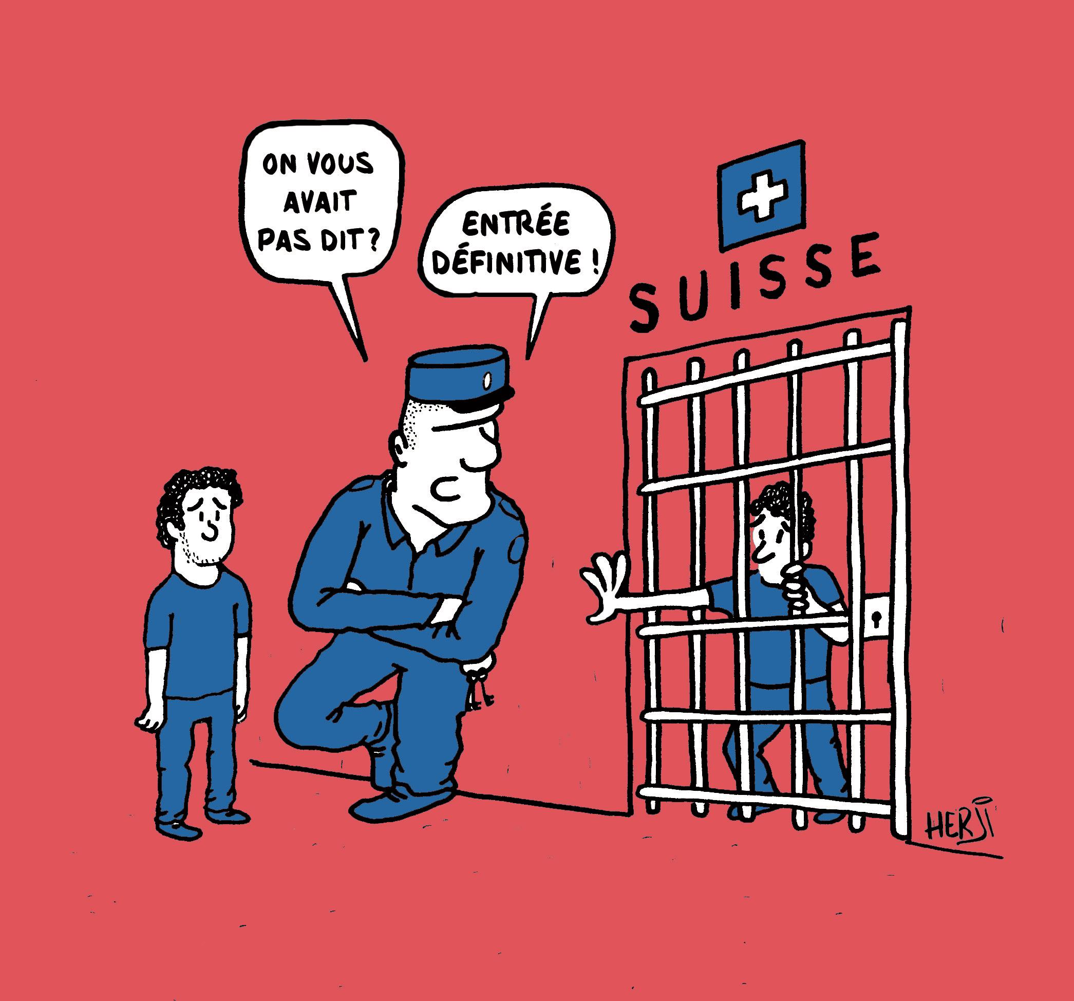Restrictions des voyages à l'étranger des permis F | Opposition des milieux de l'asile