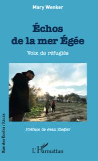 """""""Échos de la mer Égée"""" est le miroir que tend Mary Wenker aux responsables politiques européens. Son récit nous emmène sur l'île de Chios, en Grèce, au fil de ses rencontres avec celles et ceux que son engagement volontaire a placés sur son chemin. Des hommes, des femmes, des jeunes, des vieux, dont l'histoire et l'humanité sont écrasées par une politique absurde, scellée dès 2015 avec la création de hotspots puis en 2016 avec l'accord de l'Union européenne avec la Turquie."""
